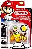 Nintendo Super Mario Crasher Wave 1: Luigi Playset