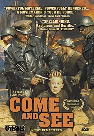 Amazon com: Come & See by Kino Lorber films by Elem Klimov: Elem