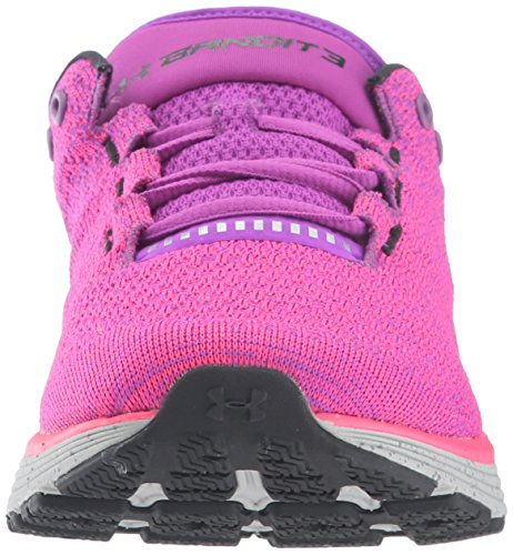 Ua W Armour Under Femme penta Pink 3 Charged Running black Bandit Rave Purple wfqUUC
