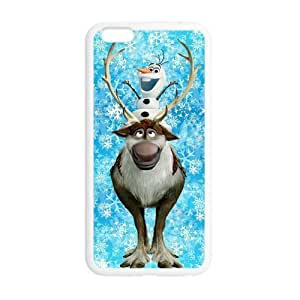 Customize TPU Gel Skin Case Cover for iphone 6+, iphone 6 plus Cover (5.5 inch), Frozen hjbrhga1544