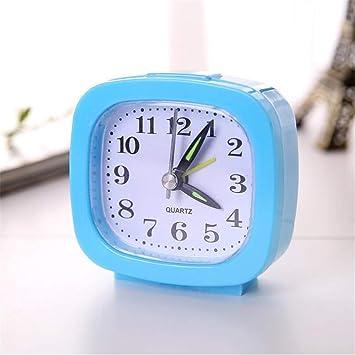 guyuell Decoración para El Hogar Breve Reloj De Mesa Digital Reloj De La Habitación Cama Reloj