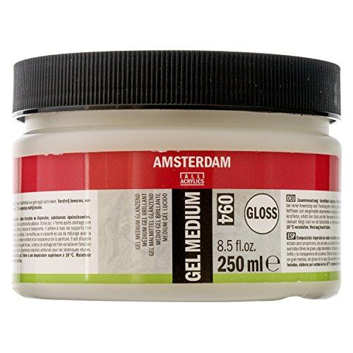 Royal Talens Amsterdam Gel Medium, 250ml, Glossy (24173094)