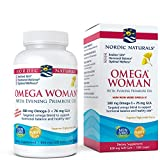 Nordic Naturals – Omega Woman, Evening Primrose Oil Blend, 120 Soft Gels Review