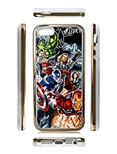 Avengers Fundas, Iphone 5 5s Fundas Case Defender Caso para Iphone 5 for TinDellon
