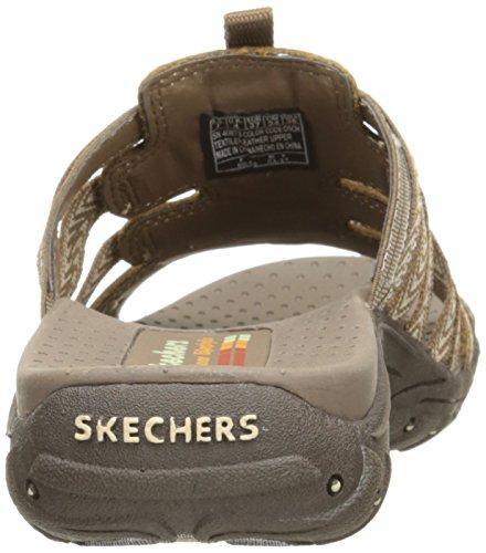Desert Skechers Crazyhorse Damen Plateau Repititon Sandalen Reggae wXOq6rX