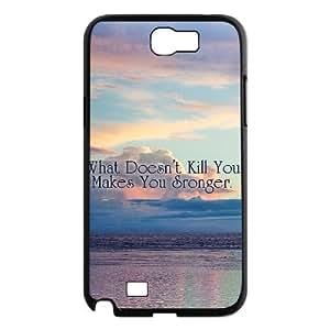 AKLPHONECASE Artistic Pattern Plastic Hard Case For Samsung Galaxy Note 2 N7100 [Pattern-2]