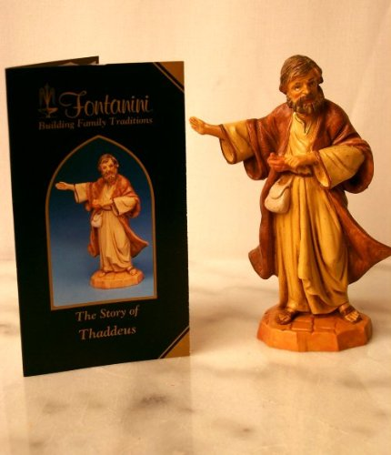 Fontanini by Roman Thaddeus the Innkeeper 57578 Centennial Nativity Figurine, 5 inch IWGAC