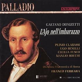 """un Colonnello"""" (Gilda): Franco Ferrara, Tonino Boyer, Ugo Benelli"""