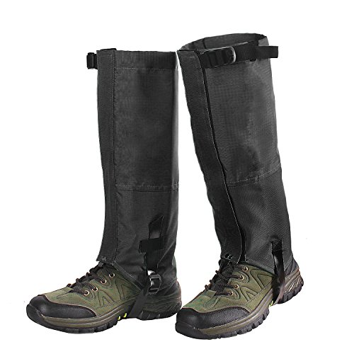 Unigear Leg Gaiters Fabric for Outdoor Hiking Walking Hunting Climbing Mountain