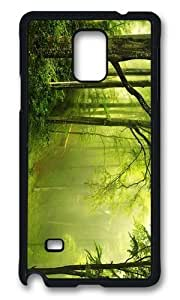 Adorable forest enchanted Hard Case Protective Shell Cell Phone Samsung Galxy S4 I9500/I9502