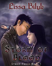 Storm of Blood (Storm Force Book 1)