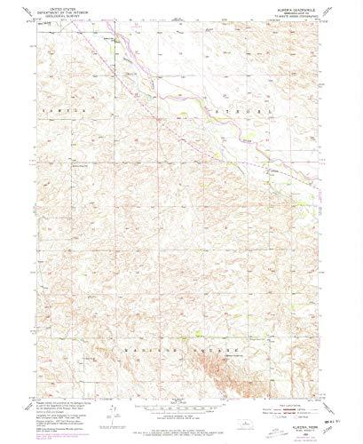 (YellowMaps Almeria NE topo map, 1:24000 Scale, 7.5 X 7.5 Minute, Historical, 1952, Updated 1978, 26.9 x 22 in - Tyvek)