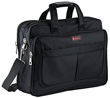 Amazon.com: Nevetta Laptop And Tablet Messenger Nylon Bag 15.6 ...