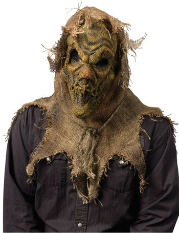 Fun World Scarecrow Mask -