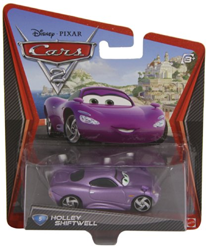 Disney/Pixar Cars 2 Die-Cast Holley Shiftwell #5 1:55 Scale