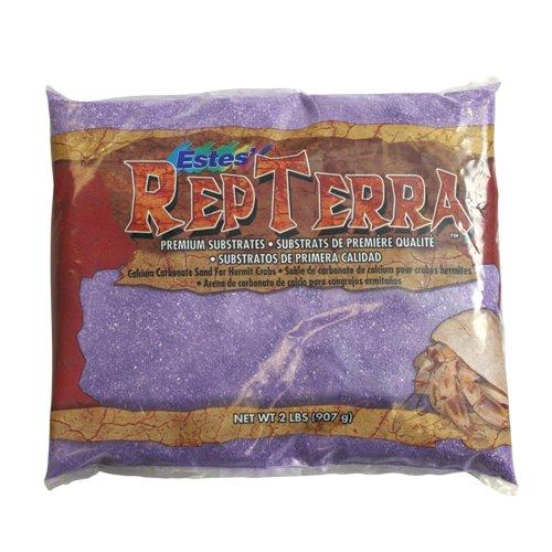 Reptile & Exotics Supplies Repterra Sand Purple by Estes'