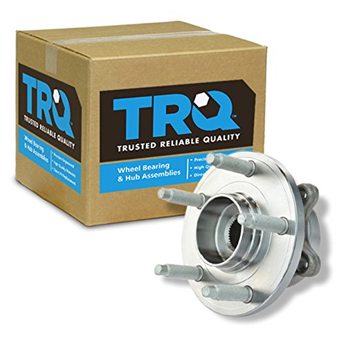 TRQ Front Wheel Hub & Bearing Left or Right for Ford Taurus Flex Lincoln MKS MKT (Front Ford Wheel Bearing Taurus)
