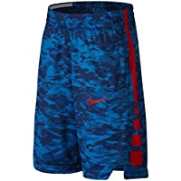 NIKE Boys' Elite Stripe Short (Little Big Kids)