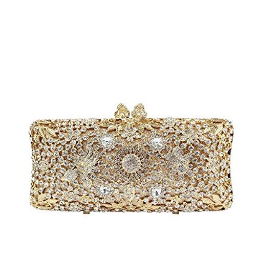 De Haut A Diamant Des Gamme Mode Soirée Main De Sac Femmes Creux à 4w5qnd
