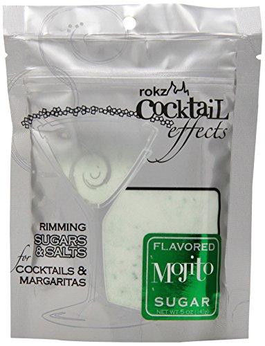 (Rokz Design Group Cocktail Sugar, Mojito, 5 Ounce)