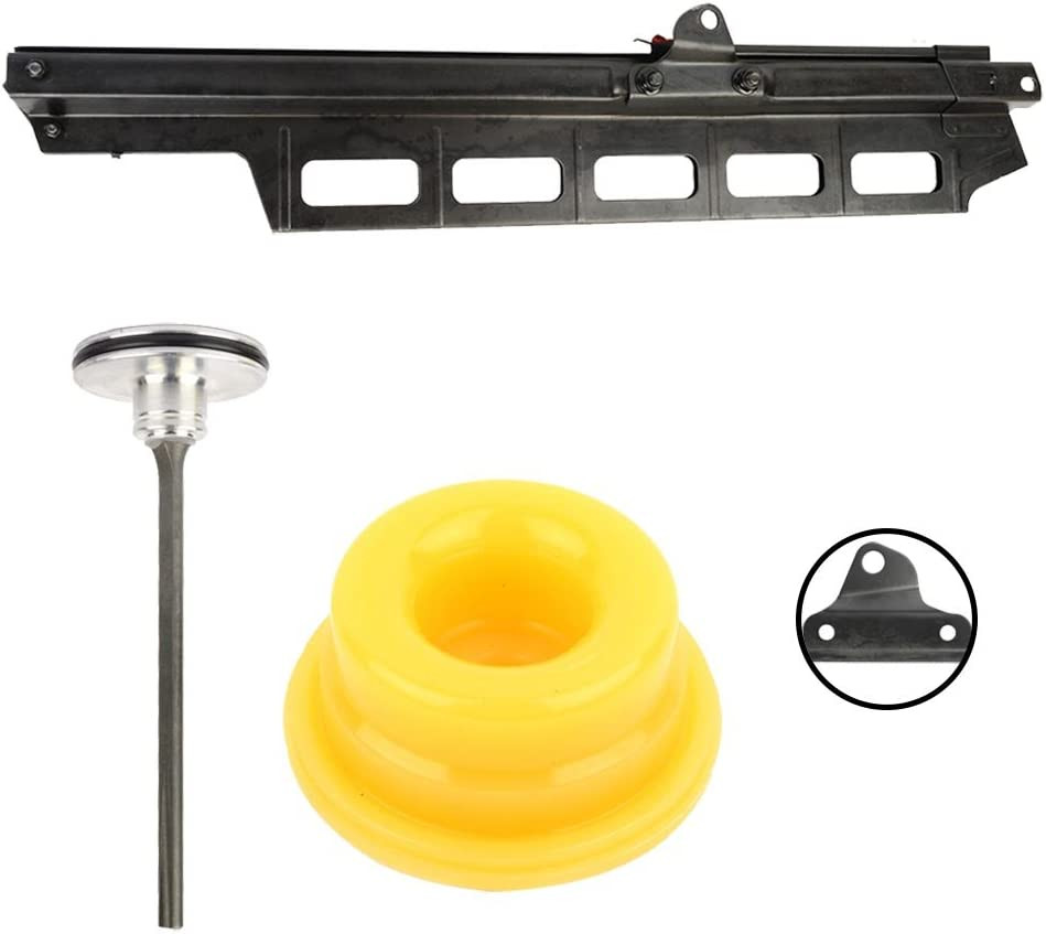 Superior Parts DBM83-02 Driver, Bumper and Steel Magazine 1 Hole Upgrade Kit for Hitachi NR83A and NR83A2