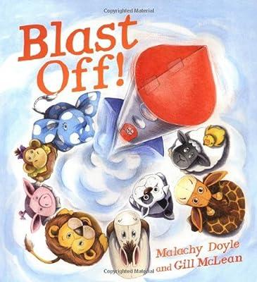 Blast Off! by Doyle, Malachy, McLean, Gill - Amazon.ae