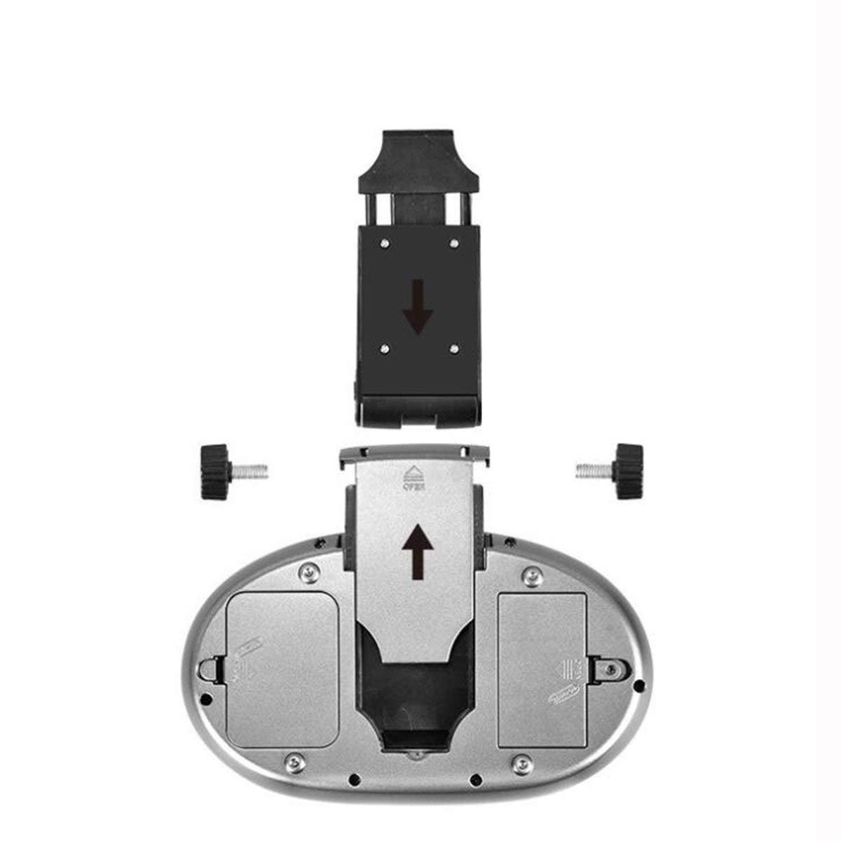 Gugutogo Mini RC Drone Quadcopter RC con sensore di gravità HD Camera 0.3MP Aircraft S26 - balck
