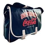 Coca-Cola University large Messenger Bag