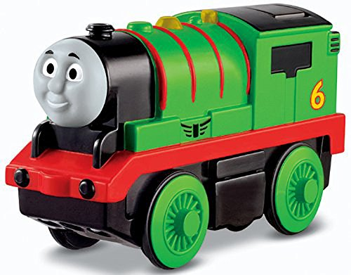 Fisher-Price Thomas & Friends Wooden Railway, Percy - Battery (Wooden Train Battery)