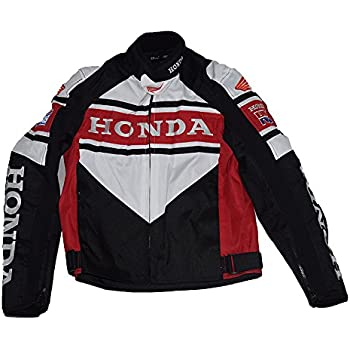 Amazon.com: Honda Repsol Team Racing Leather Jacket (without ...