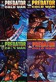 PREDATOR : COLD WAR Complete Set 1 2 3 4 - ALL 4 ISSUES (FULL COLOR COMIC Mini Series)