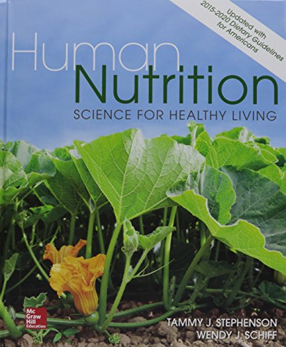 Human Nutrition Updated Bundle With Connect