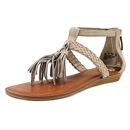 Fergalicious Cally Damen US 10 Grau Mode-Knie hoch Stiefel