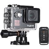 Ocamo ThiEYE T5Edge 4K Action Camera Wifi Waterproof Sport Video Camera 14MP Ultra-HD 2 IPS Screen 170 Wide Angle Camera