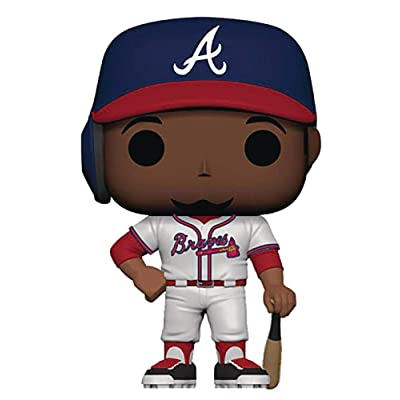 Funko POP! MLB: Ronald Acuna Jr.: Toys & Games