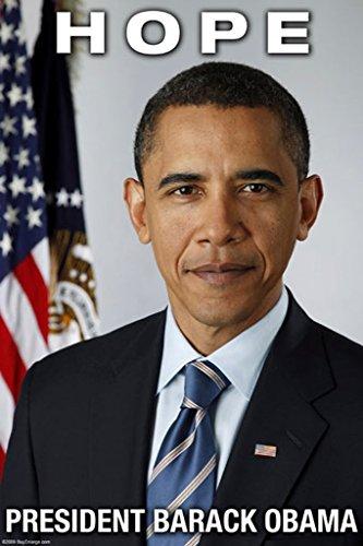 ArtParisienne Hope President Barack Obama 20x30 Poster Semi-Gloss Heavy Stock Paper Print (Barack Obama Hope Sticker)