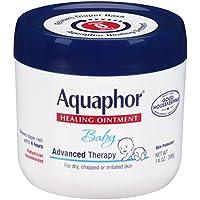 Ungüento Aquaphor para bebé, curativo, terapia avanzada, protector de la piel, KC001274-3, 1, 1