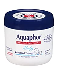 Aquaphor Baby Healing Ointment Advanced Therapy Skin Protecta...