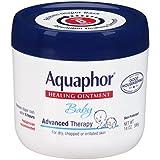 HEALTH_PERSONAL_CARE  Amazon, модель Aquaphor Baby Healing Ointment Advanced Therapy Skin Protectant, 14 Ounce, артикул B005UEB96K