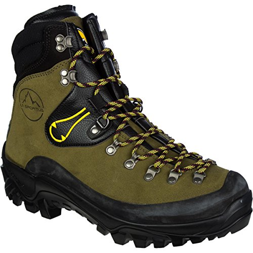 La Sportiva Karakorum Mountaineering Boot - Men's Green - Sportiva Boots Mountaineering La