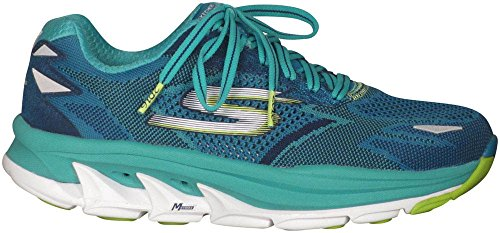 Scarpe Di Angeles Teal Lace Los Skechers Gorun Up Strada 2016 Ultra XnzxO