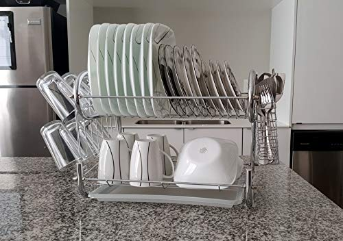 KITCHEN COCINA - CITY Dish Drying Rack 16