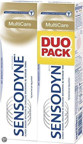 Sensodyne Multi Care Toothpaste 75 ml by Sensodyne: Amazon.in: Beauty