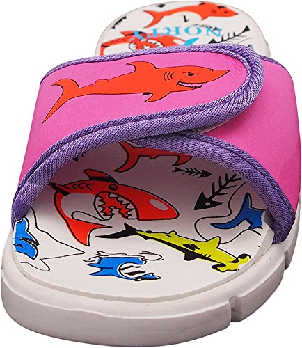 Pictures of NORTY - Toddler Girl's Shark Slide Adjustable 4