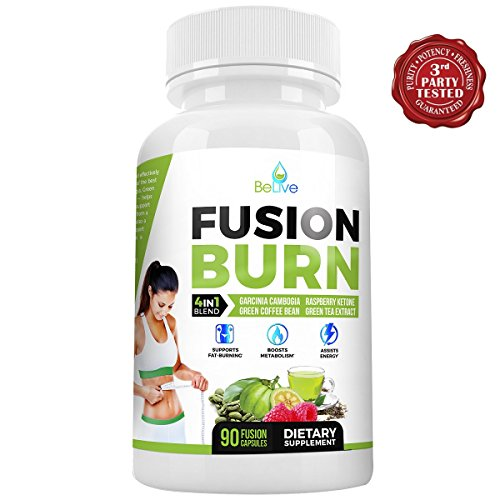 Fusion Garcinia Cambogia Thermogenic Weight product image
