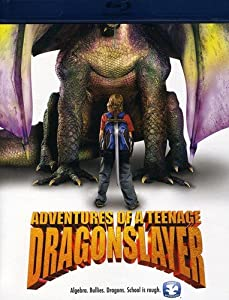 Cover Image for 'Adventures of a Teenage Dragonslayer'