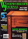img - for Woodworkers Journal, October 2008 Issue book / textbook / text book
