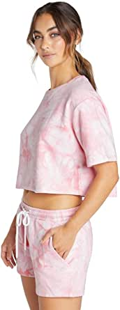 Rockwear Activewear Women's Crop Tee from Size 4-18 for T-Shirt Tops