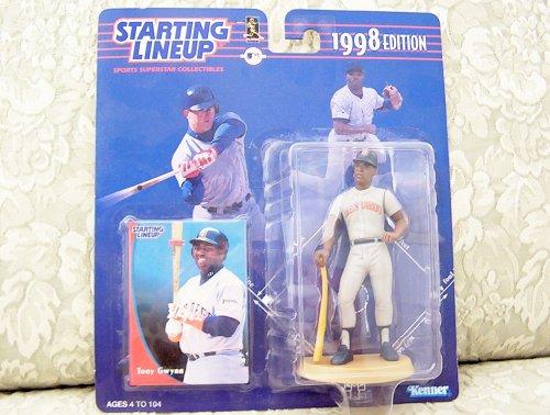 - 1998 MLB Starting Lineup - Tony Gwynn
