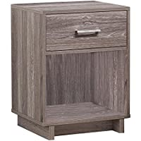 Ameriwood Home 5967308COM Colebrook Wood, Nightstand
